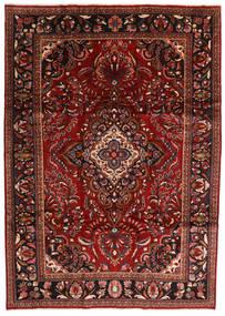 Lillian Koberec 247X354 Orientální Ručně Tkaný Tmavě Červená/Tmavě Hnědá (Vlna, Persie/Írán)