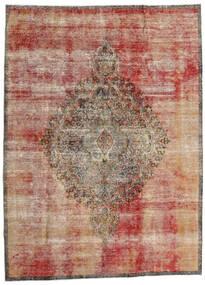 Vintage Heritage Koberec 216X293 Moderní Ručně Tkaný Světle Hnědá/Tmavě Červená (Vlna, Persie/Írán)
