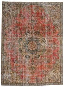Vintage Heritage Koberec 230X310 Moderní Ručně Tkaný Hnědá/Světle Šedá/Tmavě Červená (Vlna, Persie/Írán)
