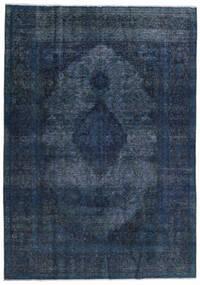 Vintage Heritage Koberec 189X267 Moderní Ručně Tkaný Tmavě Modrý/Modrá (Vlna, Persie/Írán)