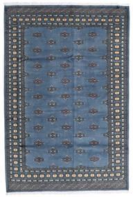 Pákistán Bokhara 2Ply Koberec 173X258 Orientální Ručně Tkaný Modrá/Tmavošedý (Vlna, Pákistán)