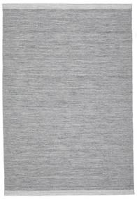 Serafina - Tmavošedý Melange Koberec 200X300 Moderní Ruční Tkaní Světle Šedá/Světle Modrý (Vlna, Indie)