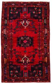 Koliai Koberec 168X280 Orientální Ručně Tkaný Tmavě Fialová/Červená/Tmavě Červená (Vlna, Persie/Írán)