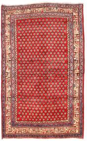 Arak Koberec 125X205 Orientální Ručně Tkaný Tmavě Červená/Červená (Vlna, Persie/Írán)
