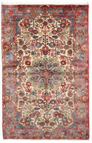 Nahavand Old Koberec 152X236 Orientální Ručně Tkaný Světle Hnědá/Tmavě Hnědá (Vlna, Persie/Írán)