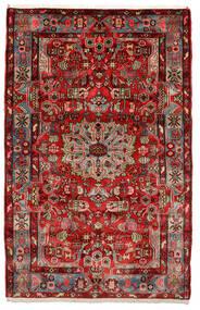 Nahavand Old Koberec 153X243 Orientální Ručně Tkaný Tmavě Hnědá/Černá (Vlna, Persie/Írán)