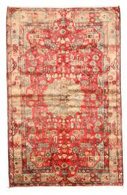 Nahavand Old Koberec 157X250 Orientální Ručně Tkaný Bílý/Krém/Červenožlutá (Vlna, Persie/Írán)
