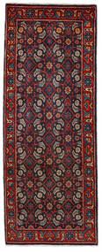 Mahal Koberec 64X164 Orientální Ručně Tkaný Běhoun Tmavě Červená/Tmavě Modrý (Vlna, Persie/Írán)