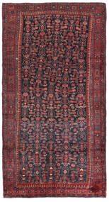 Kurdi Koberec 147X275 Orientální Ručně Tkaný Tmavě Červená/Tmavě Modrý (Vlna, Persie/Írán)