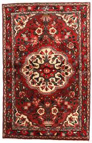 Mehraban Koberec 100X168 Orientální Ručně Tkaný Tmavě Červená/Tmavě Hnědá (Vlna, Persie/Írán)