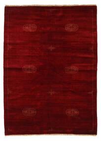 Huttan Koberec 142X195 Orientální Ručně Tkaný Tmavě Červená/Tmavě Hnědá (Vlna, Pákistán)