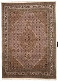 Tabriz Royal Koberec 248X349 Orientální Ručně Tkaný Hnědá/Tmavě Hnědá ( Indie)