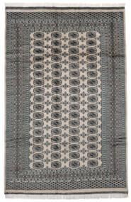 Pákistán Bokhara 2Ply Koberec 154X235 Orientální Ručně Tkaný Černá/Tmavošedý (Vlna, Pákistán)