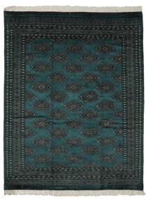 Pákistán Bokhara 2Ply Koberec 172X217 Orientální Ručně Tkaný Černá (Vlna, Pákistán)