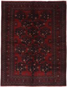 Beluch Koberec 213X280 Orientální Ručně Tkaný Černá (Vlna, Afghánistán)