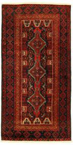 Beluch Koberec 96X193 Orientální Ručně Tkaný (Vlna, Persie/Írán)