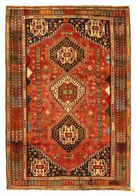 Ghashghai Koberec 182X270 Orientální Ručně Tkaný (Vlna, Persie/Írán)