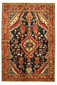 Hamedan Koberec 138X203 Orientální Ručně Tkaný (Vlna, Persie/Írán)
