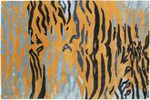 Love Tiger - Oranžová / Šedá