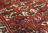 Perské kočovné / Perská vesnice